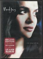 Come Away With Me - Deluxe Edition / Duplo Cd + Dvd Live In Orleans-Norah Jones