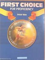 First Choice For Proficiency / Studentsb - Peter May