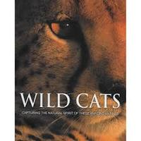 Wild Cats / Capturing The Natural Spirit Of These Amazing Animals-Mike Briggs / Peggy Briggs