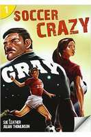 Soccer Crazy  / Pager Turner 1 - Sue Leather / Julian Thomlinson